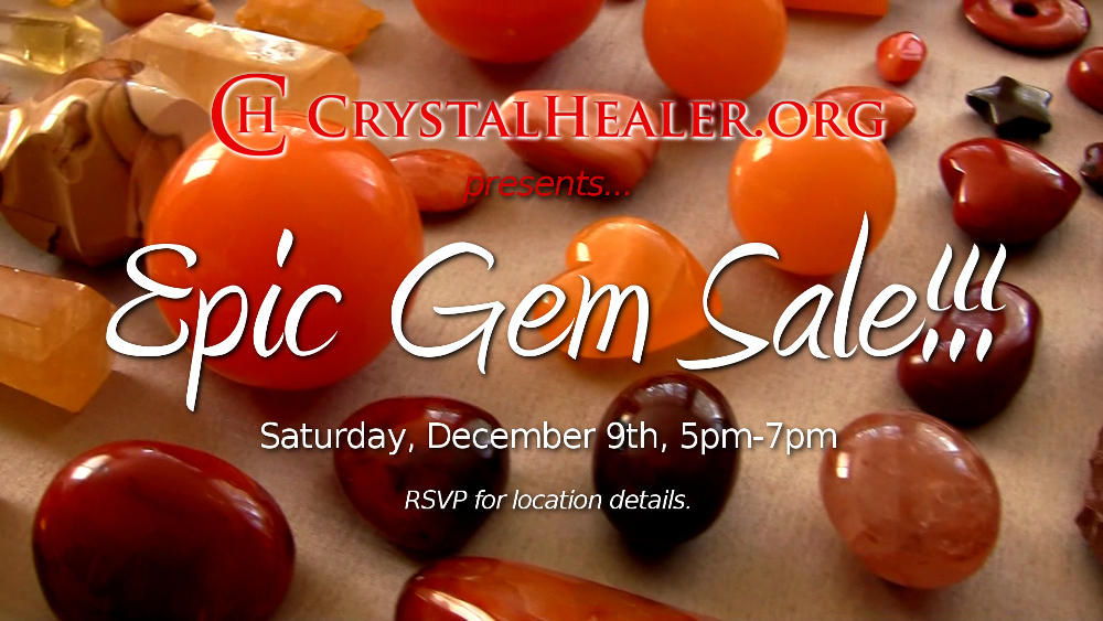 Epic GEM SALE!!!  Best Prices of the Year!